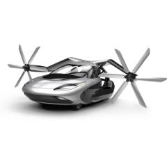 Image : La voiture volante arrive ?