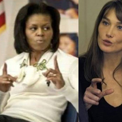 Photo : Obama / Sarkozy le jeu des différences