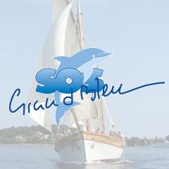 Image : À bord du Santo Sospir avec SOS Grand Bleu
