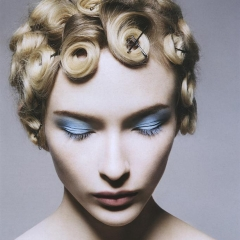Image : Gina Kane, makeup artist !