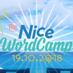Image : Nice WordCamp 2018
