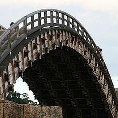 Photo : Kintai Bridge