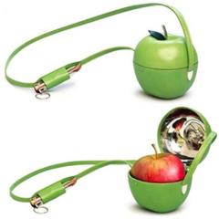 Croquez la pomme ...