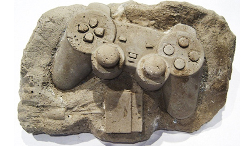 manette fossile playstation