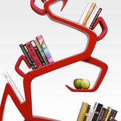Photo : Bibliothèque Arbre WisdomTree