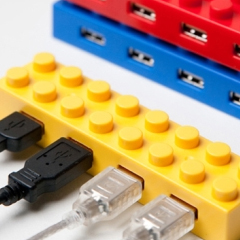 Photo : Hub USB Lego