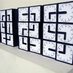 Photo : The clock clock
