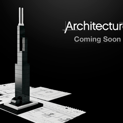 Photo : Lego Architecture