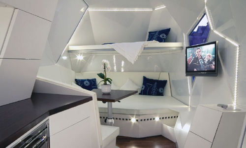 caravane de l 39 espace. Black Bedroom Furniture Sets. Home Design Ideas