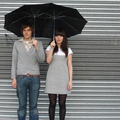 Photo : Un parapluie pour deux