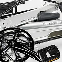Photo : Vélos Mercedes-Benz