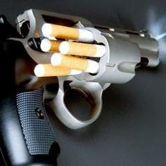 Photo : Fumer tue