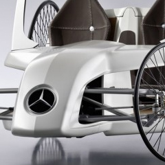 Photo : Mercedes F-CELL Roadster