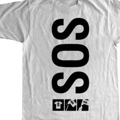 Photo : Ce T-shirt peut vous sauver la vie