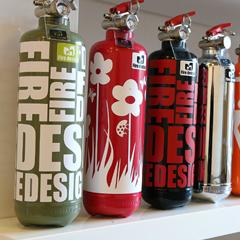 Photo : Fire Design : extinction des feux !