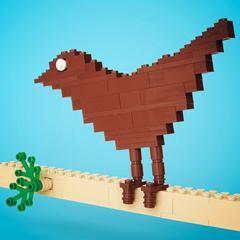 Photo : Twitter Lego