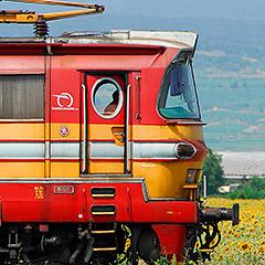 Photo : Train par Branislav Kropilak