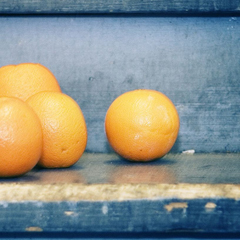 Photo : Les Oranges