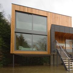 Maison sur pilotis for Assurer une maison en zone inondable