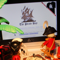 The Pirate Bay acheté par Global Gaming Factory !