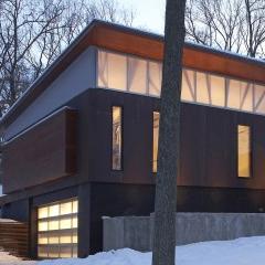 Photo : Ferrous house