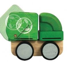 Photo : Plan Toys jouets écolo