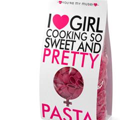 Photo : Pâtes Girl Sweet And Pretty