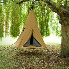 Photo : Treepee tente suspendue