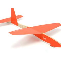 Photo : Avions en papier Colorwings