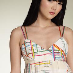 Photo : Robe Subway Map