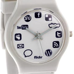 Montre Sociale Social Networking