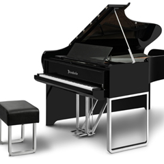 image Piano Audi Design