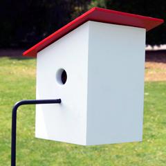 Photo : Maison pour oiseaux design