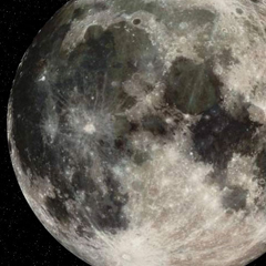 Photo : Alunissez et explorez la Lune grâce à Google Earth