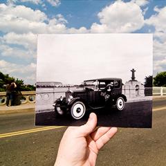 Photo : Regarder dans le passé