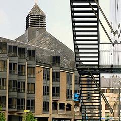 Photo : Louvain-la-Neuve
