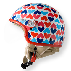 Photo : Casque Agatha Ruiz de la Prada