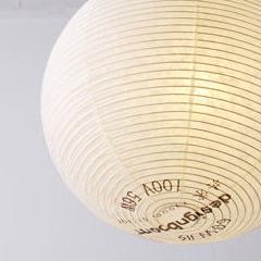 Photo : Ampoule géante plafonnier