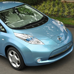 Photo : Nissan Leaf
