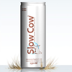 Anti-energy drink : Slow Cow