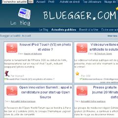 Photo : Bluegger : nouveau design
