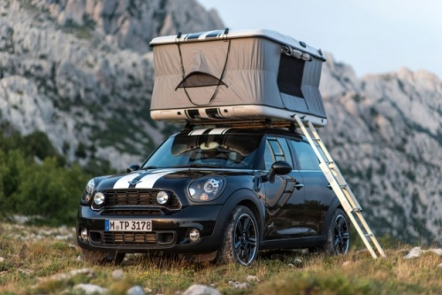 Photo de la voiture MiniCountryman ALL4 Camp