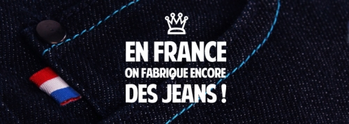 Made in France, les jeans !