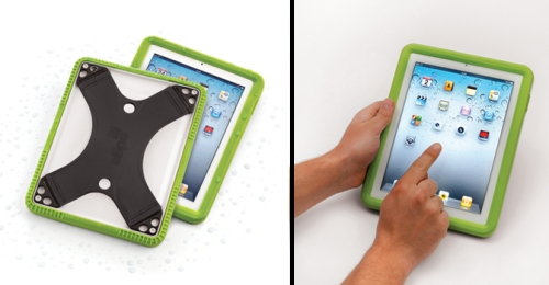 photo de la coque WaterProof pour Apple iPad