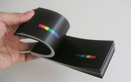 photo du livre arc-en-ciel