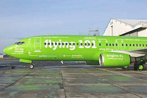photo avion Kulula Airlines