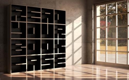 Bibliothques et meubles modulables - helline