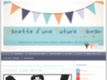 Le blog Gazette d'une Maman