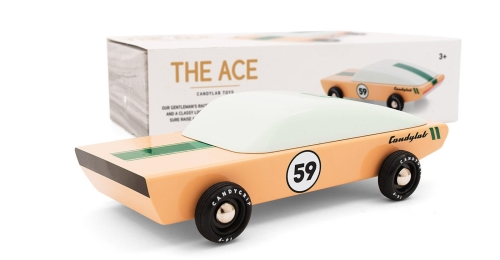The Ace par CandyLab Toys (photo)