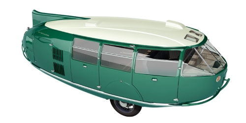 photo de la voiture Dymaxion